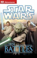 Cover image for Star Wars : Jedi battles