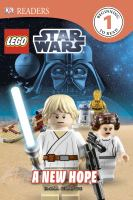 Cover image for LEGO Star Wars : a new hope