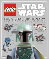 Cover image for LEGO Star wars : the visual dictionary