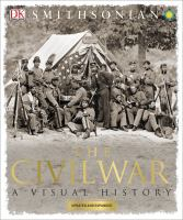 Cover image for The Civil War : a visual history.