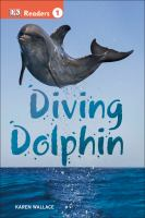 Cover image for Diving dolphin