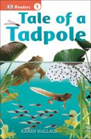 Cover image for Tale of a tadpole