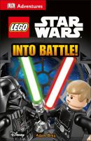 Cover image for Lego Star Wars : into battle!