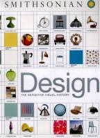 Cover image for Design : the definitive visual history