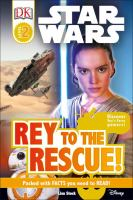 Cover image for Rey to the rescue!