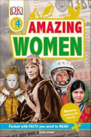 Cover image for Amazing women