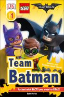 Cover image for Team Batman