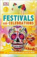 Cover image for Festivals and celebrations