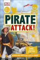 Cover image for Pirate attack!