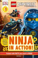 Cover image for Ninja in action!