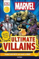 Cover image for Ultimate villains