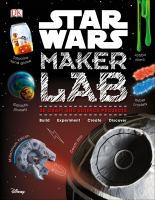 Cover image for Star Wars maker lab
