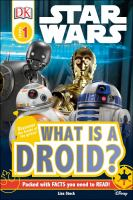 Cover image for What is a droid?