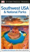 Cover image for Southwest USA & National Parks