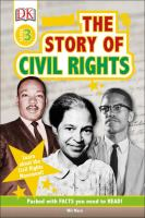 Cover image for The story of civil rights