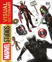 Cover image for Marvel Studios visual dictionary