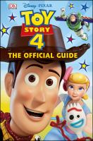 Cover image for Toy story 4 : the official guide