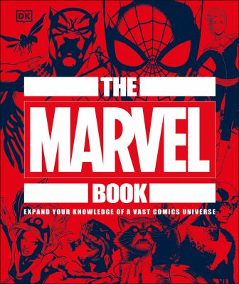 Cover image for The Marvel book