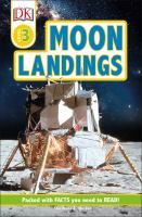 Cover image for Moon landings