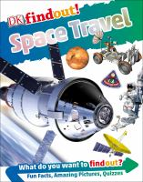 Cover image for Space travel