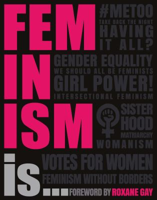 Cover image for Feminism is...