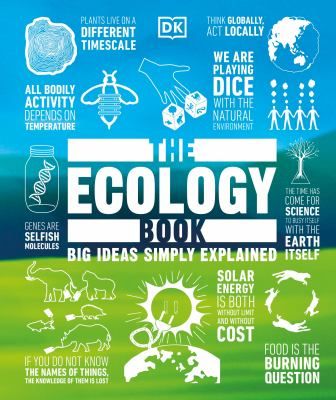 Cover image for The ecology book