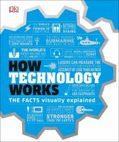 Cover image for How technology works