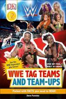 Cover image for WWE tag teams and team-ups