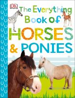 Cover image for The everything book of horses & ponies