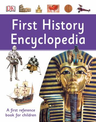 Cover image for First history encyclopedia