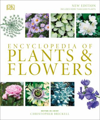 Cover image for Encyclopedia of plants & flowers