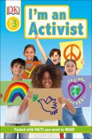Cover image for I'm an activist