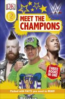 Cover image for Meet the champions