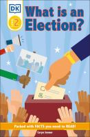 Cover image for What is an election?