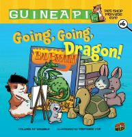 Cover image for Going, going, dragon!