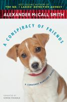 Cover image for A conspiracy of friends