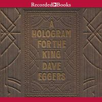 Cover image for A hologram for the king