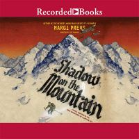 Cover image for Shadow on the mountain a novel inspired by the true adventures of a wartime spy
