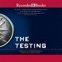 Cover image for The testing