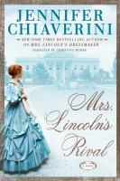Cover image for Mrs. Lincoln's rival