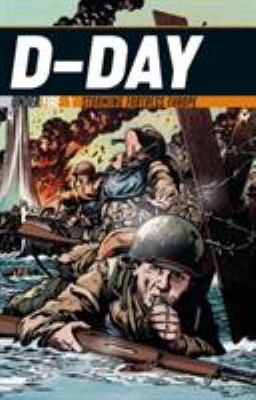 Cover image for Under Fire 1 : D-day: Storming Fortress Europe