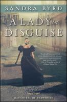 Cover image for A lady in disguise : a novel
