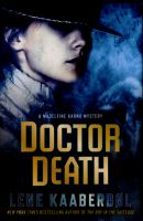 Cover image for Doctor Death : a Madeleine Karno mystery