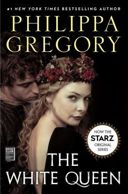 Cover image for The white queen
