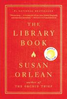 Cover image for The library book