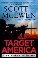 Cover image for Target America : a Sniper Elite novel