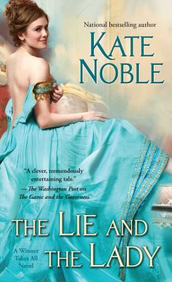 Cover image for The lie and the lady