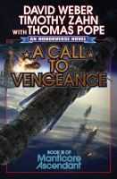 Cover image for A call to vengeance