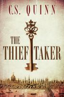 Cover image for The thief taker