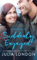 Cover image for Suddenly engaged